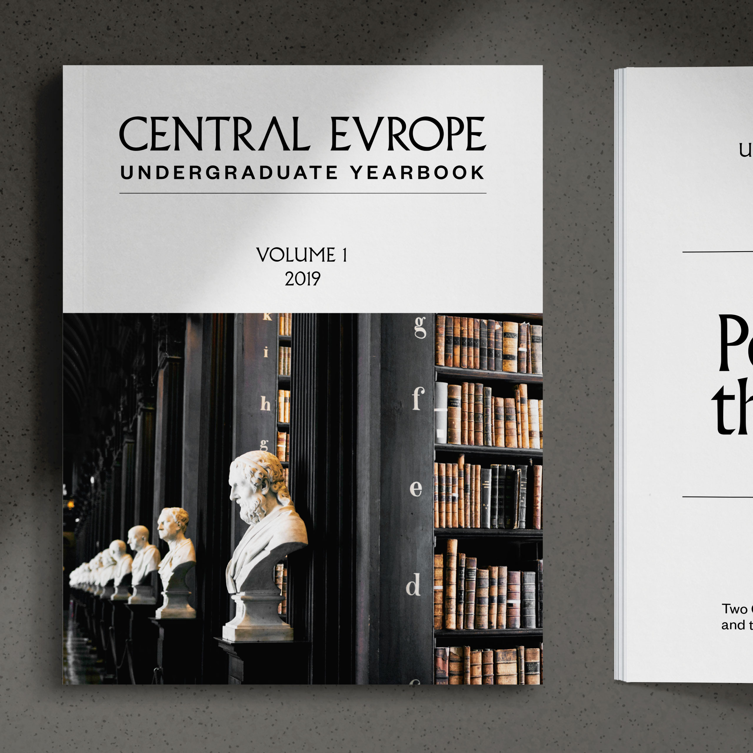 Central Europe Undergraduate Yearbook